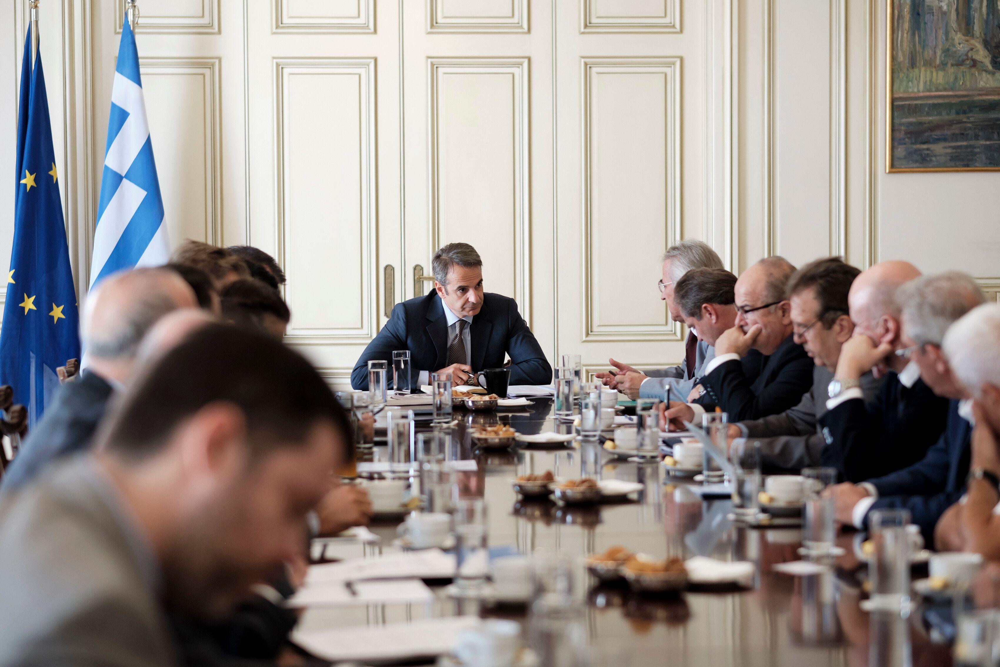 Photo 1 Πρωθυπουργός – Κοινωνικοί Εταίροι