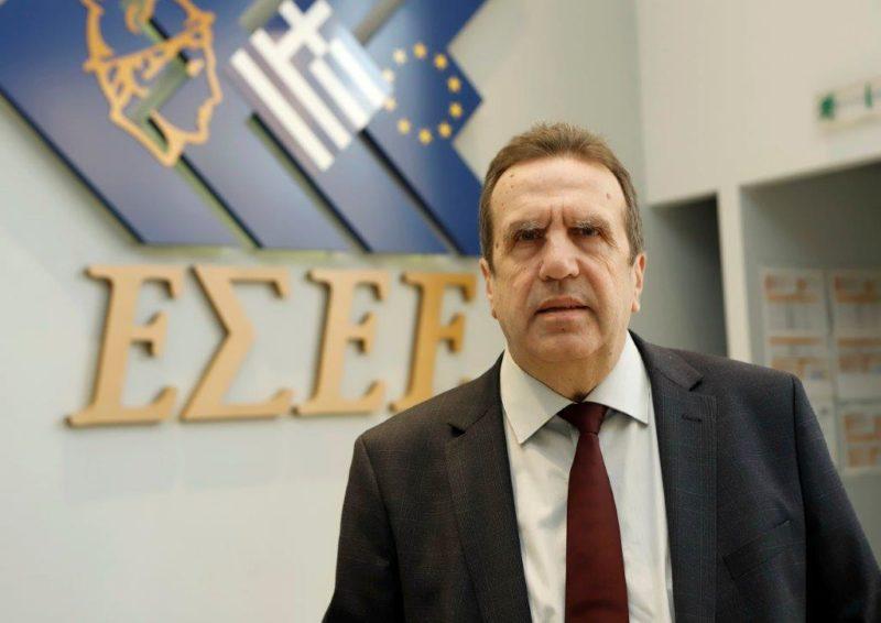Γ. Καρανίκας Πρόεδρος ΕΣΕΕ