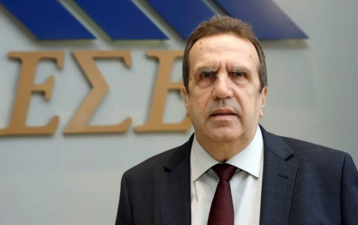 Photo Πρόεδρος ΕΣΕΕ